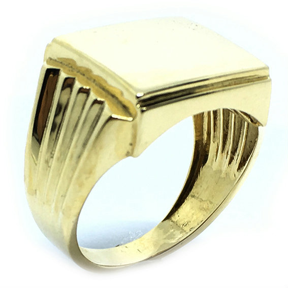 Anel em ouro 18k - 2ANO0540