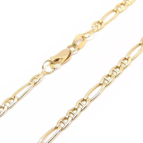 ac441f03741 Corrente de ouro amarelo 18k - Groumette - Masculino - 60 cm Ouro ...