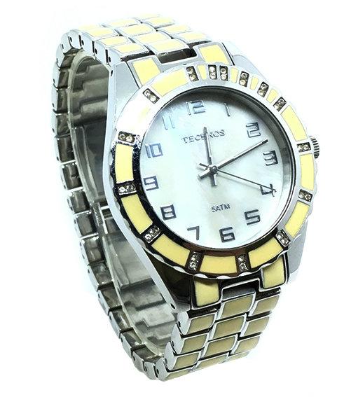 Relógio Technos Feminino - Cerâmica - GL30CC 1B Technos na Lorenzo Jóias 088a2a057f