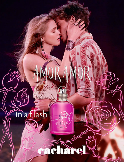 Perfume Amor Amor In a Flash Feminino