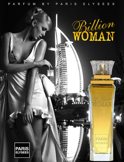 Perfume Billion Woman Feminino