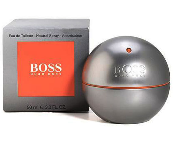 Perfume Boss In Motion Masculino