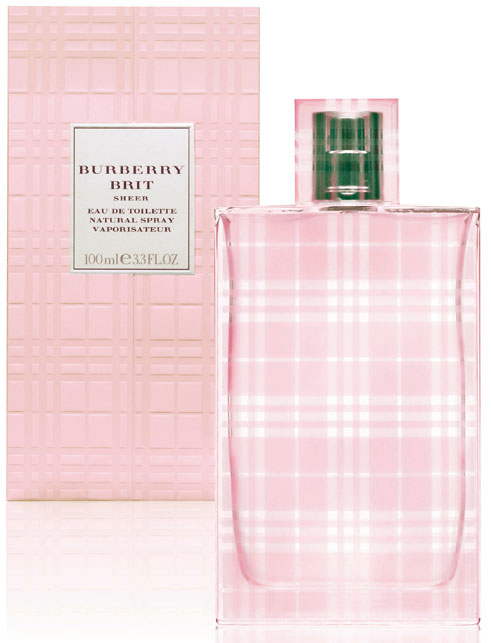 Perfume Burberry Brit Sheer Feminino