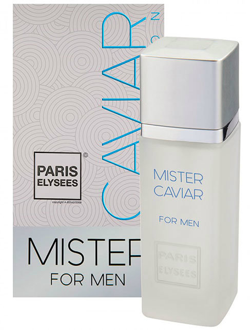 Perfume Mister Caviar Collection Masculino