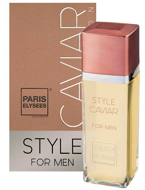 Perfume Style Caviar Collection Masculino