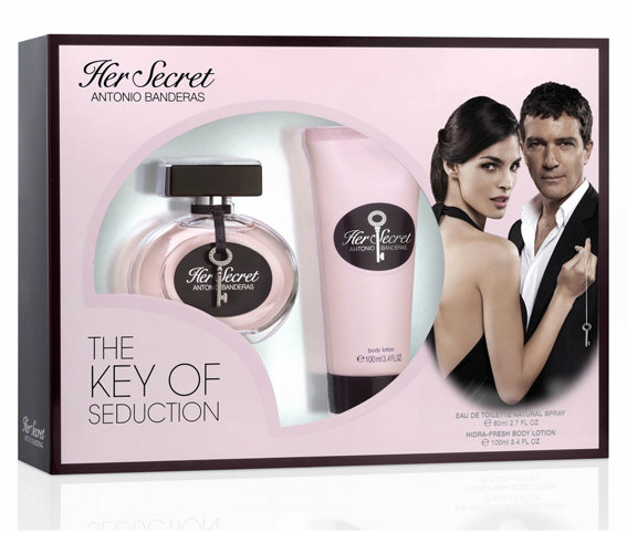 Coffret Her Secret Feminino