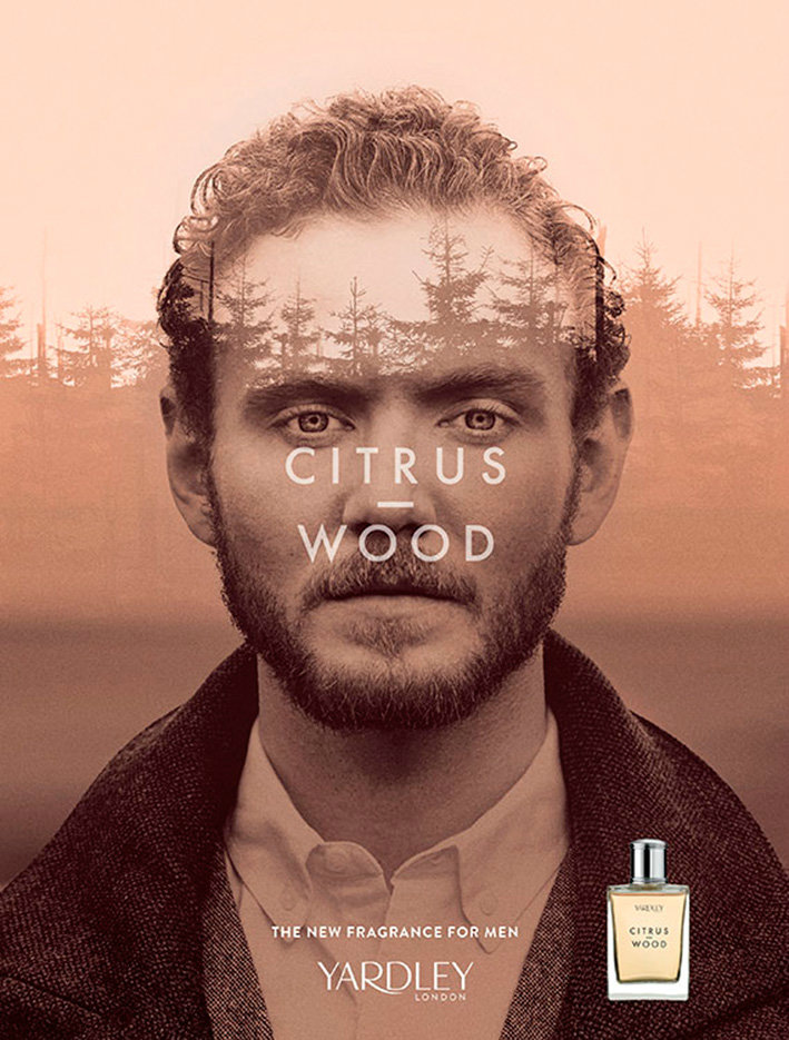 Perfume Citrus Wood For Men Yardle Masculino