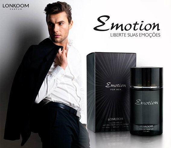 Coffret Emotion Masculino