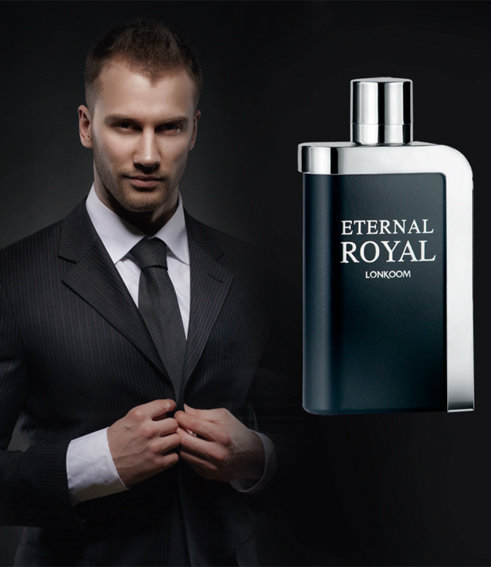 Perfume Eternal Royal Masculino