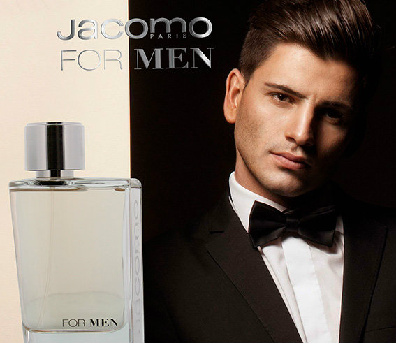 Perfume Jacomo For Men Masculino