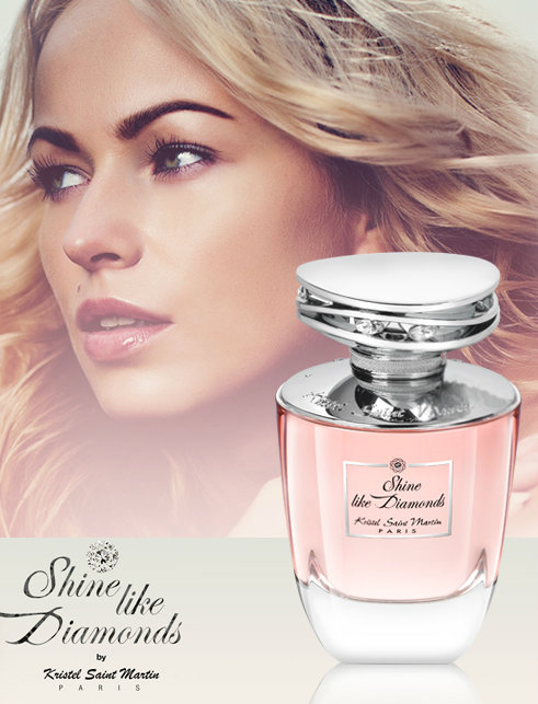 Perfume Shine Like Diamonds Feminino