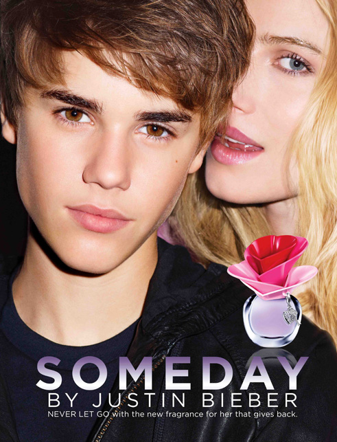 Perfume Someday by Justin Bieber Feminino