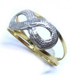 Anel em ouro 18k - 2ANO0547