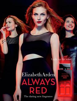 Perfume Always Red Elizabeth Arden Feminino
