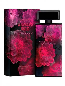 Perfume Always Red Femme New Elizabeth Arden Feminino Eau de Toilette 30ml
