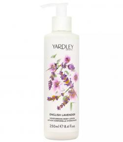 Body Lotion English Lavender Yardley Feminino 250ml