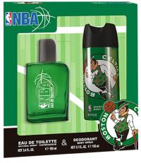 Coffret NBA Boston Celtics Masculino EDT 100ml + Deo 150ml