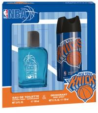 Coffret NBA New York Knicks Masculino EDT 100ml + Deo 150ml