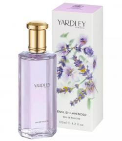 Perfume English Lavender Yardley Feminino