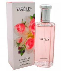 Perfume English Rose Yardley Feminino Eau de Toilette 125ml