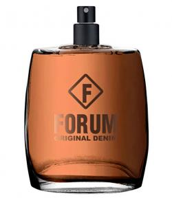 Perfume Forum Original Denim Unissex Deo Colônia 50ml