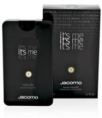 Perfume It's Me for Him Masculino Eau de Toilette 50ml + Note Pad Jacomo