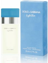 Perfume Light Blue Feminino Eau de Toilette 25ml