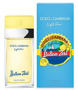 Perfume Light Blue Italian Zest Feminino