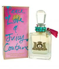 Perfume Peace, Love and Juicy Couture Feminino Eau de Parfum 100ml