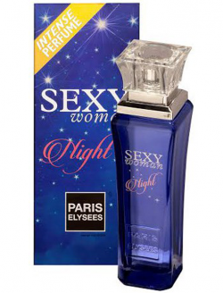 Perfume Sexy Woman Night Feminino Eau de Toilette 100ml