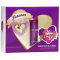 Coffret Love Forever Love Feminino EDT 80ml + Shower Gel 100ml